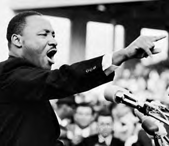 Rekaman  Martin Luther King